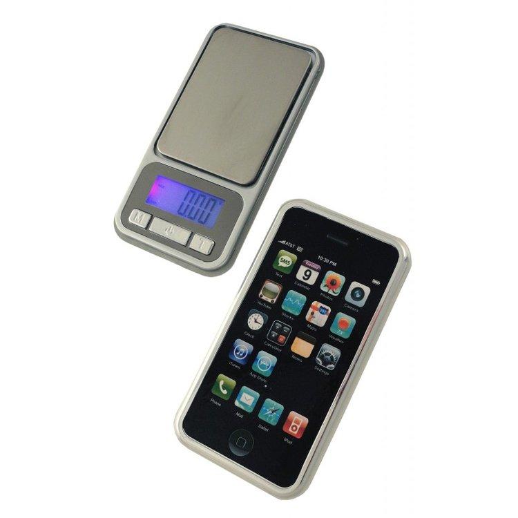 1T. Precision scale «SMARTPHONE» (0,01g - 100 g.)