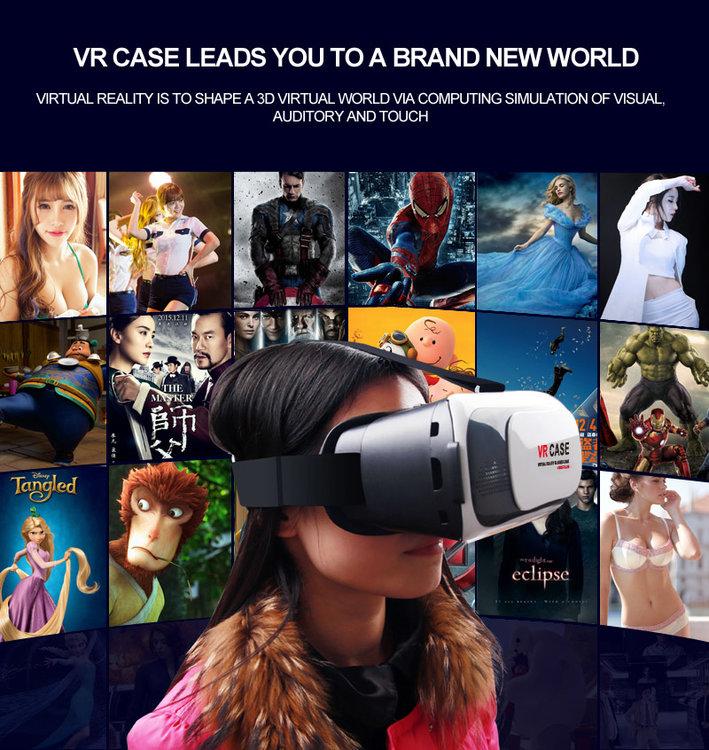 3D VR CASE