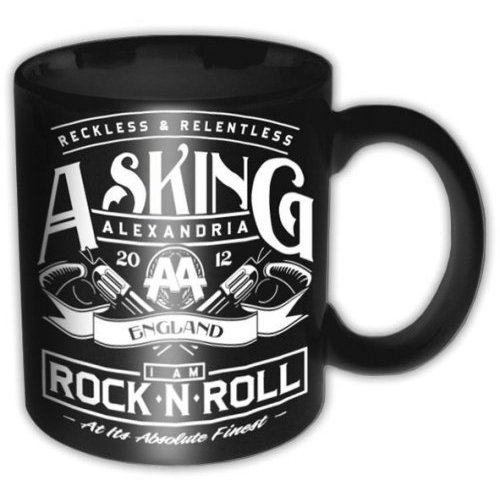 ASKING ALEXANDRIA BOXED STANDARD MUG