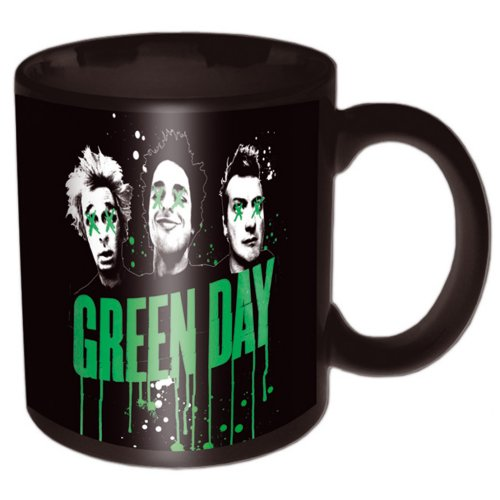 GREEN DAY BOXED STANDARD MUG