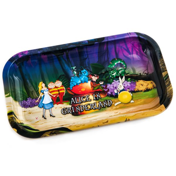 ALICE ROLLING TRAY 27*16