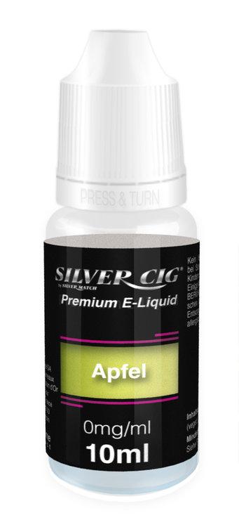 E-Liquid appel smaak