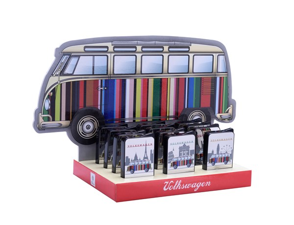 VM bayadere bus mirror lighter