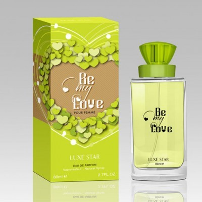 Eau de parfum dames Be My Love 80 ML