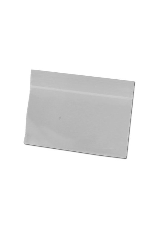 Clear Zip Bags 50µ, clear