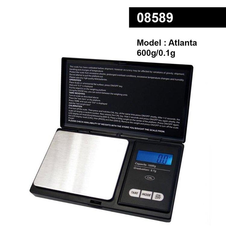 Atlanta digital scale 600g - 0.1g