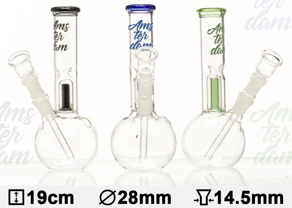 Bong glass Amsterdam mix