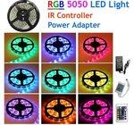 LED STRIP SET RGB 5 METER