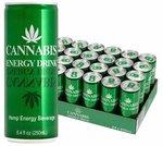 Cannabis Energy Drink Raspberry