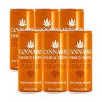 Cannabis Energy Drink Mango