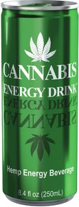 Cannabis Energy Drink Regular