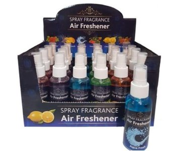Auto & huisverfrisser spray