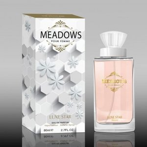 Eau de parfum dames Meadows 80 ML