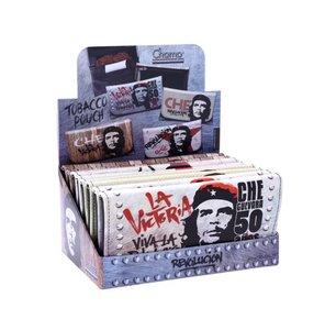 Display 8 tobacco bag Che Guevara