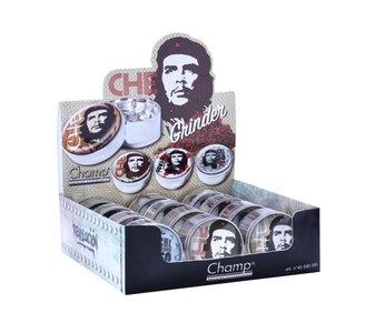 CH metal grinder Che Guevara 3 delig 53mm