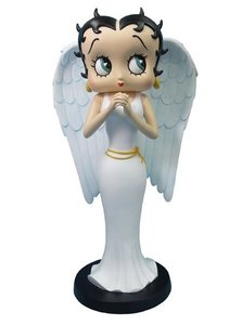 Betty Boop Angel