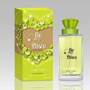 Eau de parfum dames Be My Love 80 ML