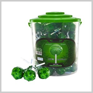 Cannabis lolly's 100*12gr