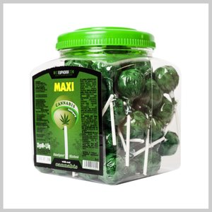 Cannabis lolly's 60*25gr
