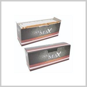 Max 500 filterhulzen.