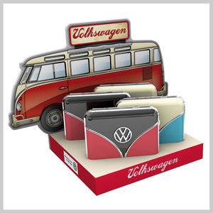 Sigaret doosjes Volkswagen samba licentie.
