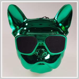 Bulldog bluetooth luidspreker Groen.