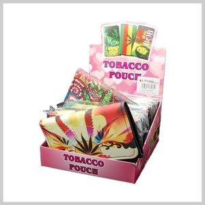 Tabaks zak rasta design.