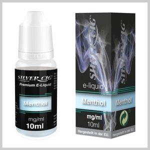 E-liquid menthol 10ml