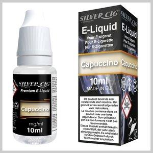 E-liquid capuccino 10ml