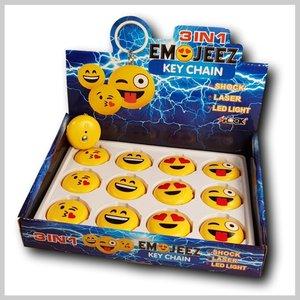 Emoji shock laser