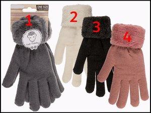Handschoenen Soft Teddy.