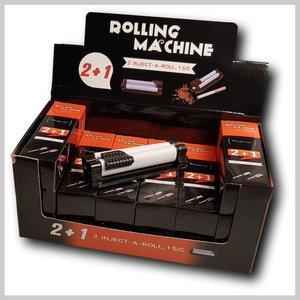 Sigaret machine 2in1