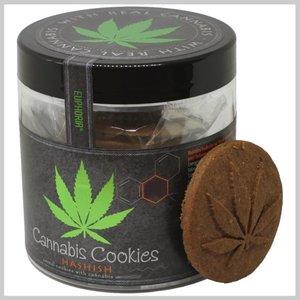 Cannabis hashish koekjes