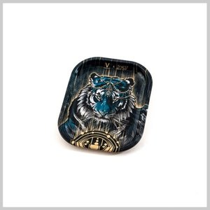 Rolling tray small Tiger