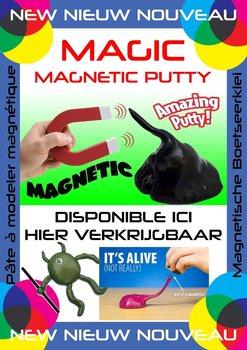 Magic Bouncing Putty