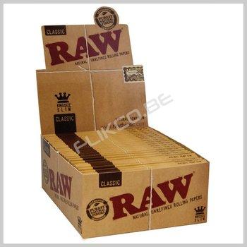 Raw Classic KS Slim 50/box