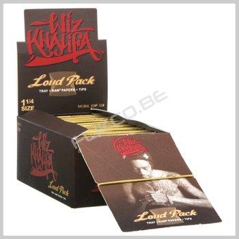 Raw WizKhalifa KS 1 1/4 + tips