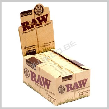 Raw Connoisseur 1 1/4 + tips