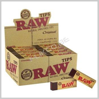Raw Tips 50 box