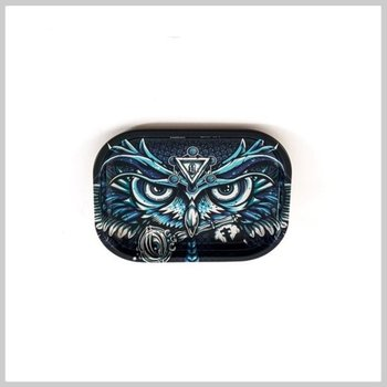 Rolling tray small Owl
