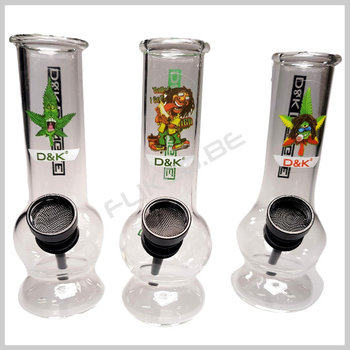 HQ Glass bong 2.0 11 cm
