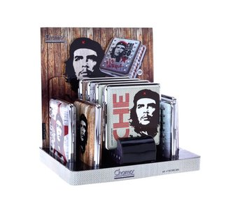 Display 20 Che Guevara cigarette case