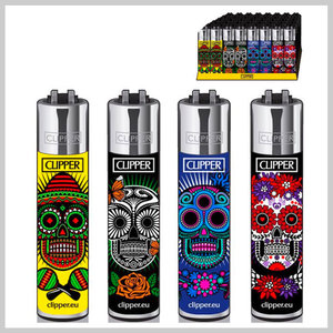 Clipper aanstekers print : MEX5